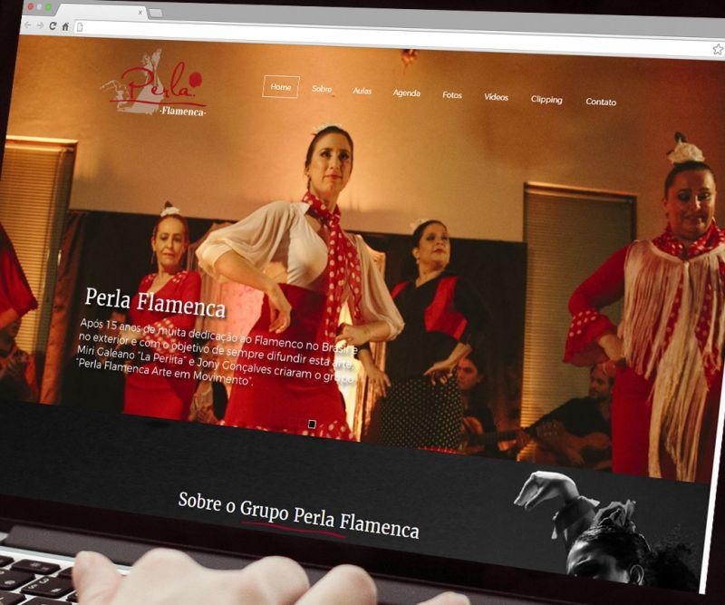 Perla Flamenca